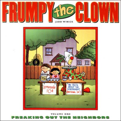 Frumpy the Clown: Freaking Out the Neighbors