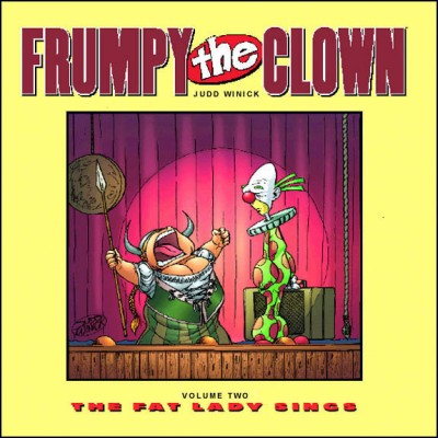 Frumpy the Clown: The Fat Lady Sings